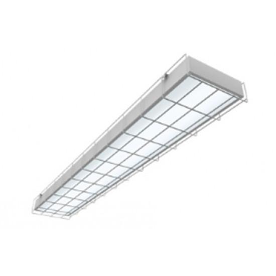 Светодиодный светильник ВАРТОН спорт. наклад. 1195*200*50мм 36 ВТ 6500К