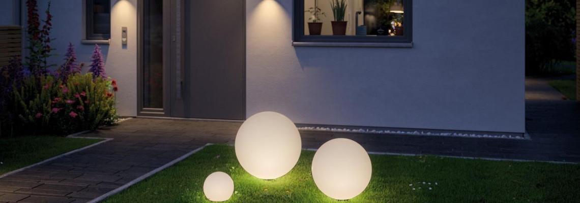 Купить светильники уличного освещения - обеспечить свою безопасность в темное время суток
