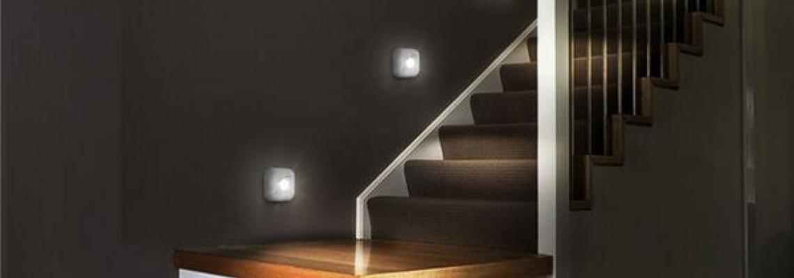 Какой можно выбрать датчик движения для включения света?