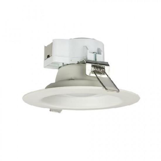 Даунлайт светодиодный DL-2541 25Вт 160-260В 4000К 2000Лм 240/208мм белый SMD