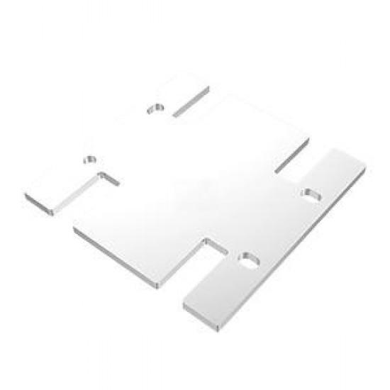 Скоба для соединения в квадрат карданных светильников DL-TETRIS 62х75mm