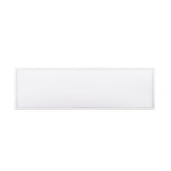 Панель светодиодная LP-01-SLIM 36Вт 230В 4000К 2700Лм 1195х295х8мм без ЭПРА БЕЛАЯ IP40 LLT