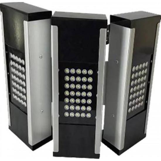 Универсальный светильник ШЕВРОН сегментный консольный AVP-SVT-Str S-108-250*333*135-67-1-C-5-T