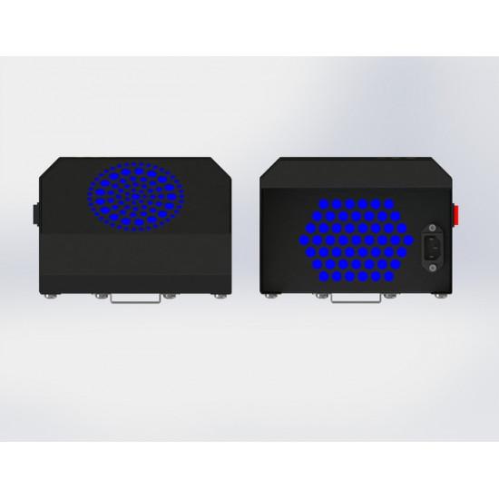 Бактерицидный облучатель - рециркулятор Avp-CHRONOS 1х15 15Вт черный